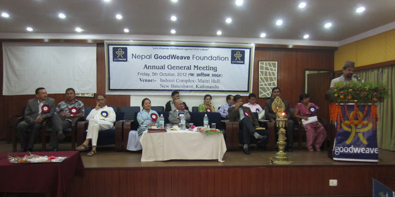 Honorable MoWCSW AGM