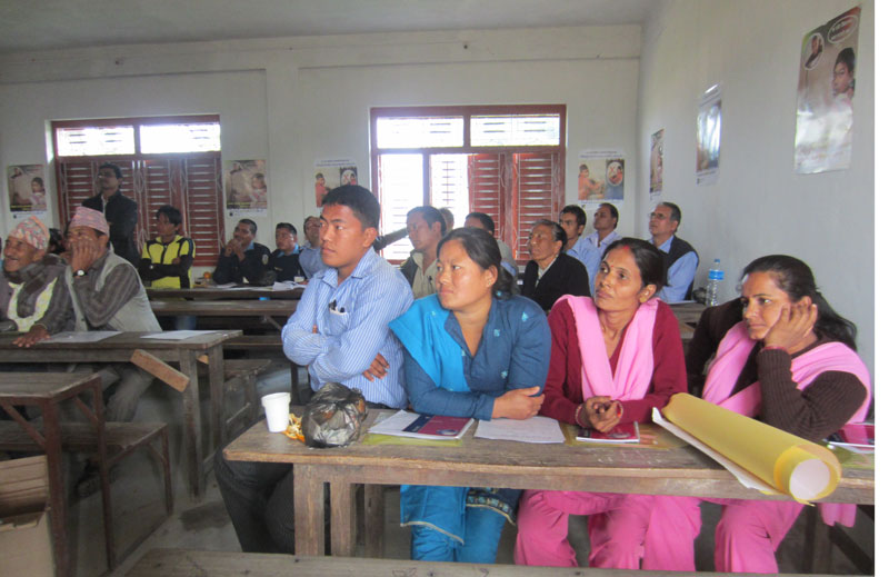 Stakeholders Consultation on Child Rights and Child Labour at Rautahat